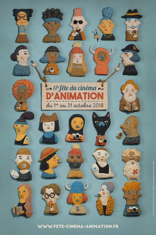 Stage cinéma d'animation avec public prioritaire d'insertion