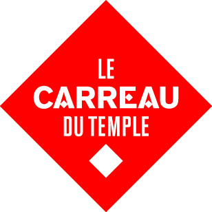 Carreau logo rouge